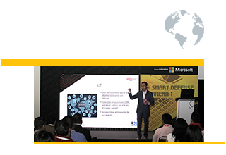 SMART DEFENSE ARENAS